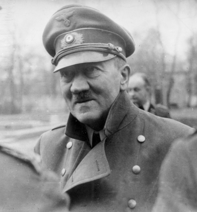 Adolf Hitler died in 1945 - but the hunt for him lasted well into the 1950s