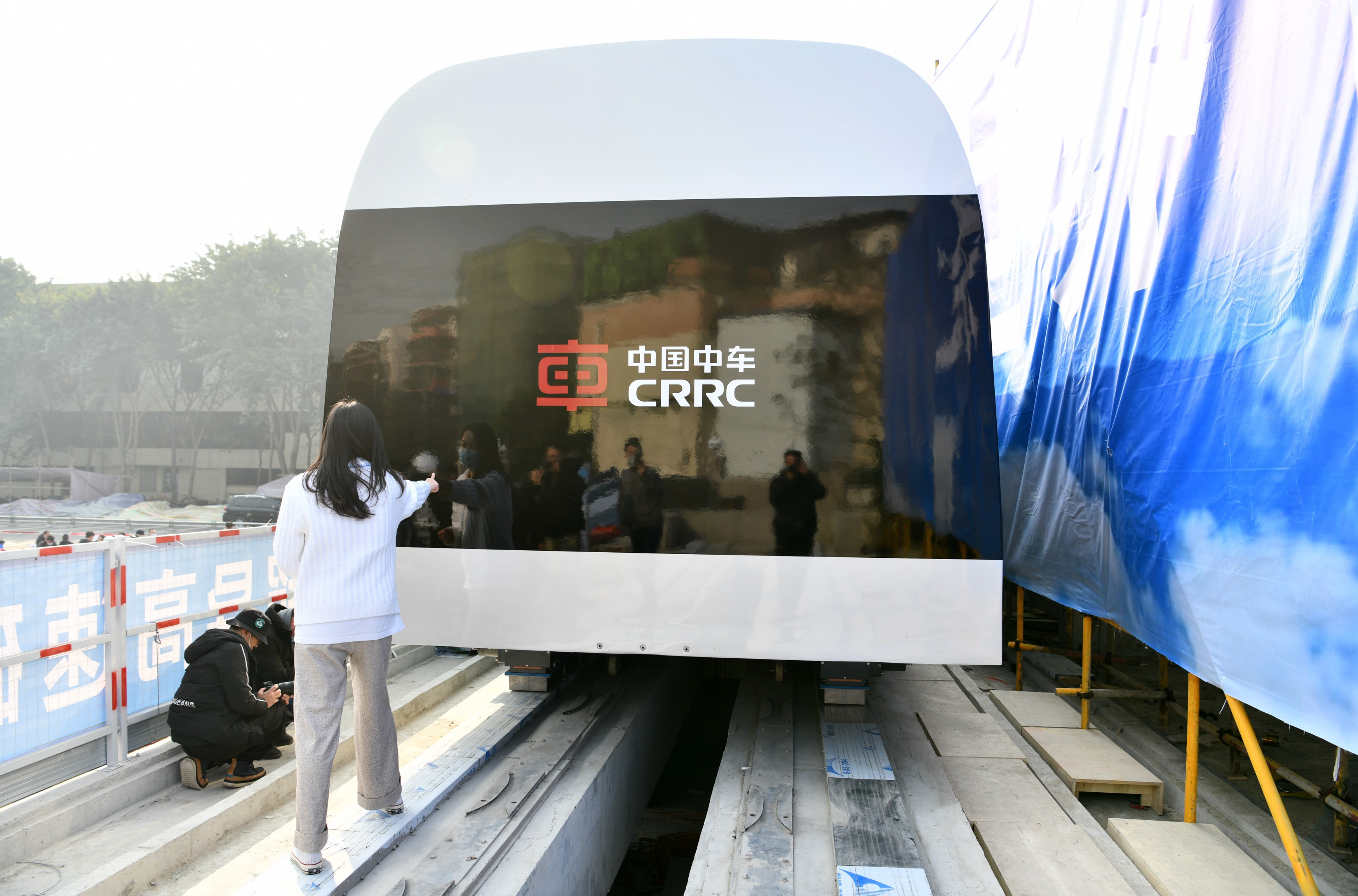 This prototype could be the future of train travel