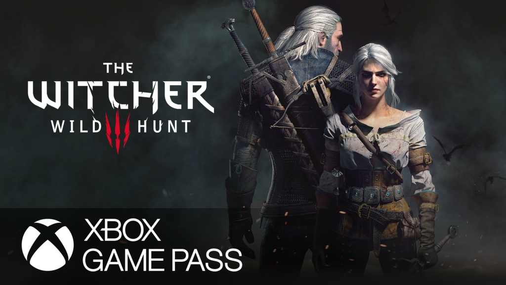 The Witcher 3 is one of the top titles available on Game Pass