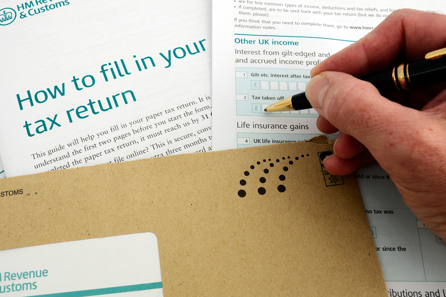 Here's what to do if you are going to miss the tax return deadline