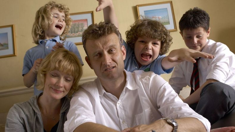 Outnumbered documents the highs and lows of parenthood