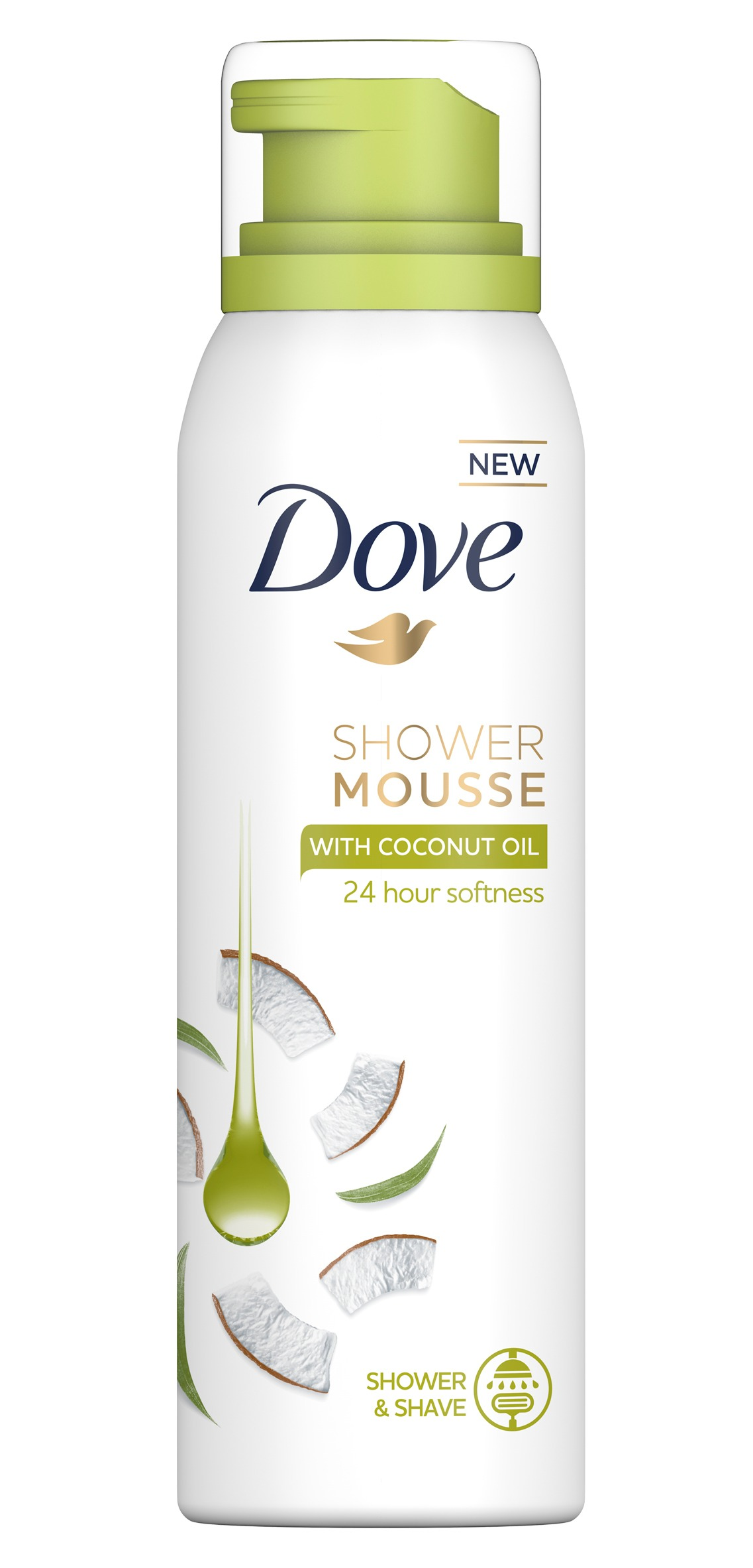 Superdrug has a buy one get one free on Dove Shower Mousse