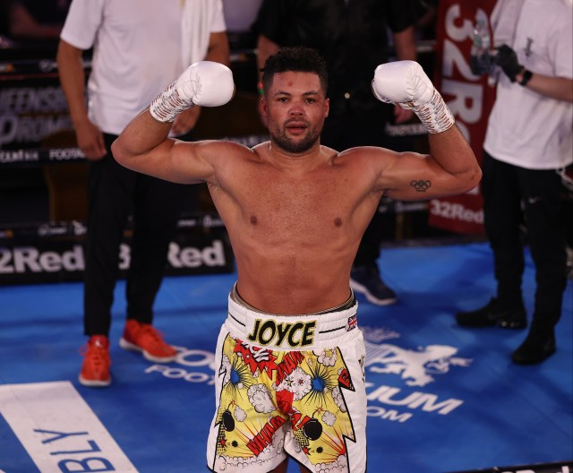 Promoters will submit purse bids for Joe Joyce vs Oleksandr Usyk