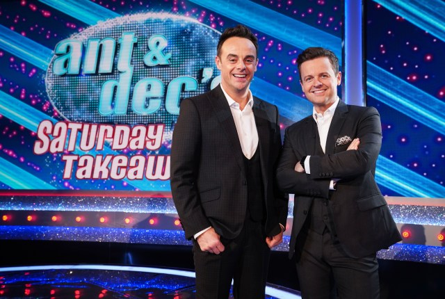 Gregg said: 'I think we're a more attractive Ant and Dec'