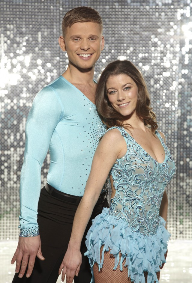 Jeff appeared on Dancing On Ice in 2011