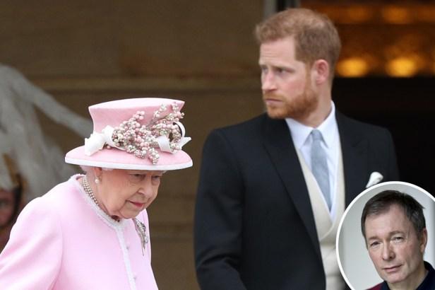 Prince Harry, you've broken the Queen's heart — I hope you're happy