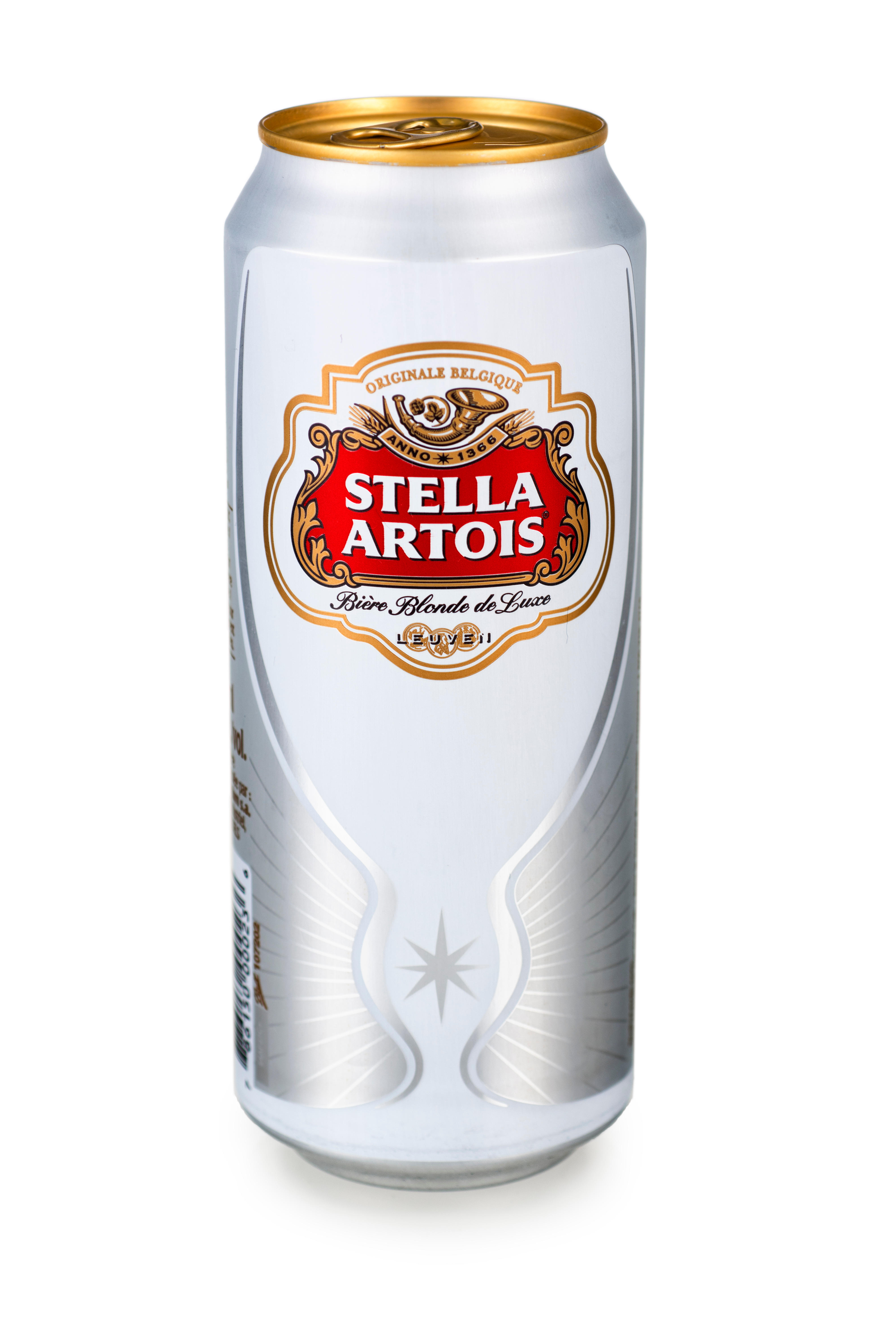In the last 10 years Stella Artois has dropped alcohol content from 5.0% to 4.6%