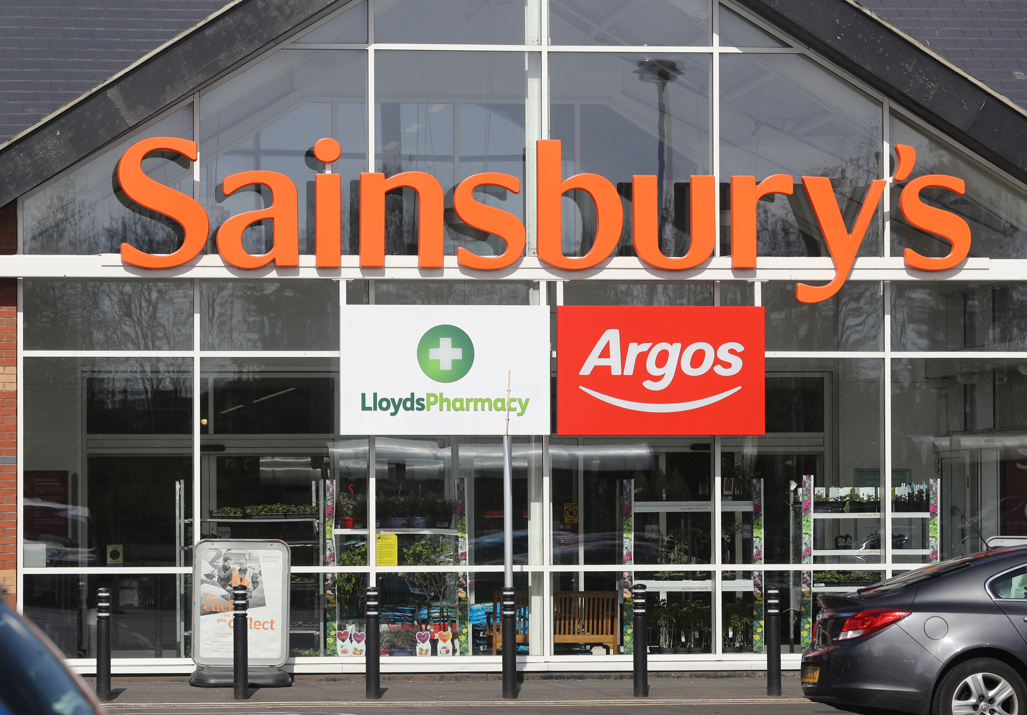 """Sainsbury's was found to have marked up prices to """"match"""" rival Aldi"""