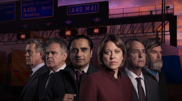 Unforgotten was back on ITV for its fourth season after three years off air