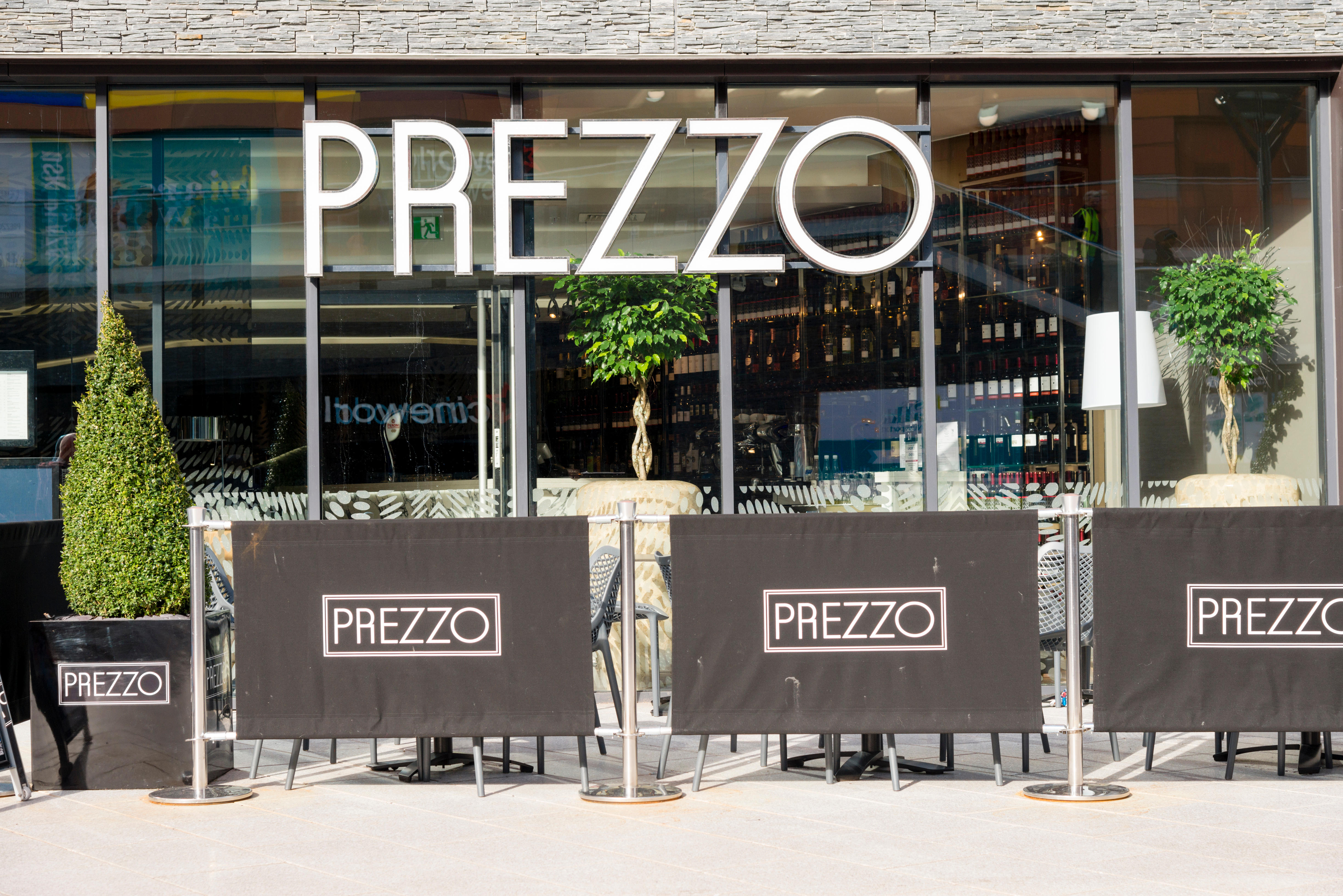 Prezzo is shutting some of its restaurants for good, with 216 jobs expected to go