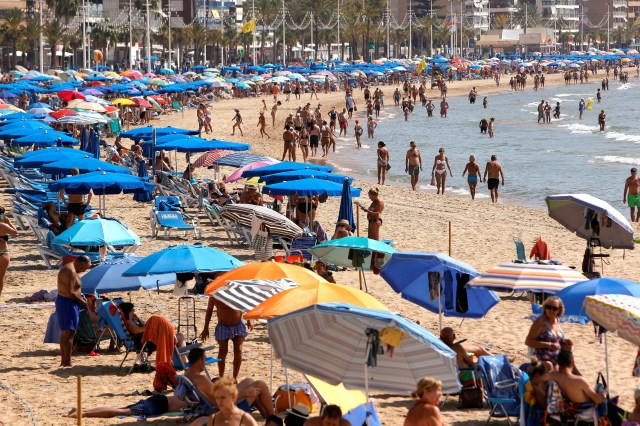 Foreign holidays may be able to resume from May
