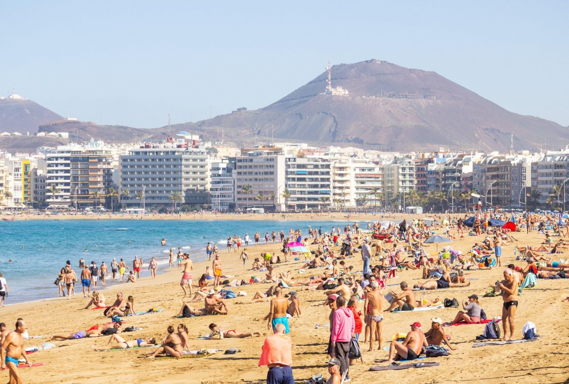 Brits are likely to be the first to return to Spain due to the vaccine rollout