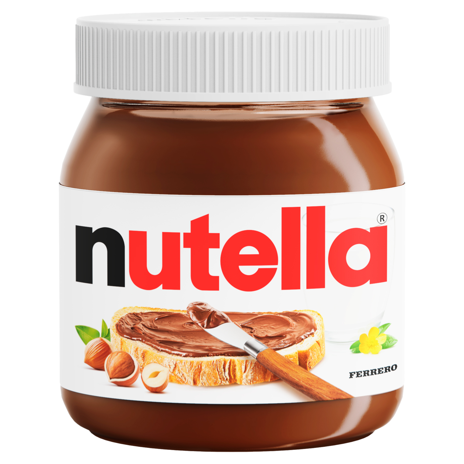 Tesco have slashed a 350g jar of Nutella to £2