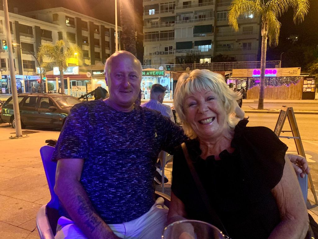 Michael Neary and his wife Pauline got £268 back after contacting The Sun's money team