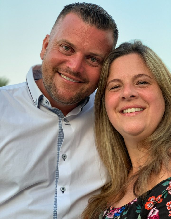 Engineer Jon and his wife Nicole got a staggering £4,200 back