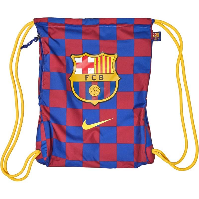 Pick up Nike's FC Barcelona gym bag for just £3.99, saving you £10