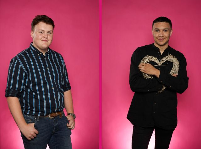 Dom and Dominic were among the teens to enjoy a first date on the show