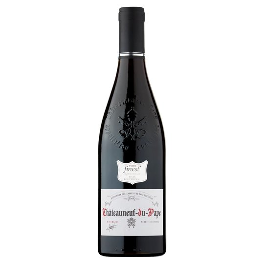 ...when you can get the lovely Tesco Finest Chateauneuf-du-Pape for just £18