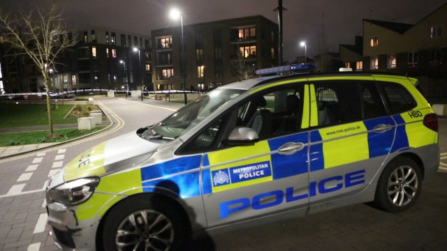 Emergency services arrived at the scene in Brixton at approximately 6:15pm today