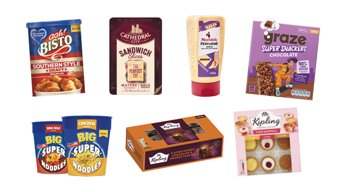 If you're looking to try something new add these tasty award winning products to your trolley
