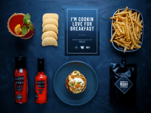 Brunch can be romantic thanks to Dirty Bones' Valentine's Day box