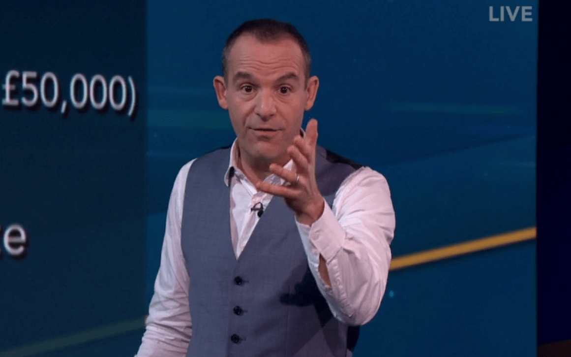 Martin Lewis dedicated last night's ITV Money Show to pensions