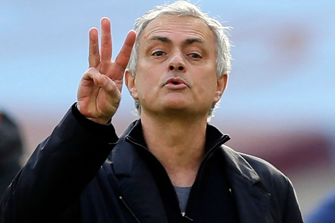 Image result for Jose Mourinho says he's the best Manager in the world