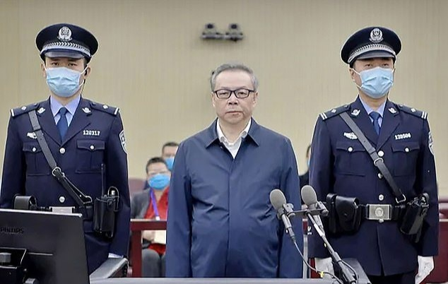 Lai Xiaomin has been executed by the Chinese regime