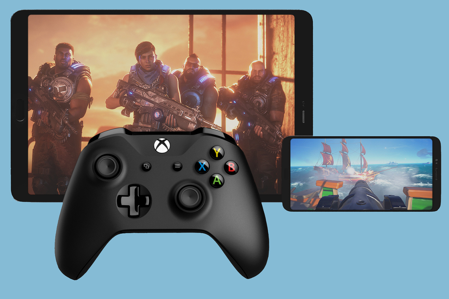 Xbox xCloud is a way to stream games over the internet