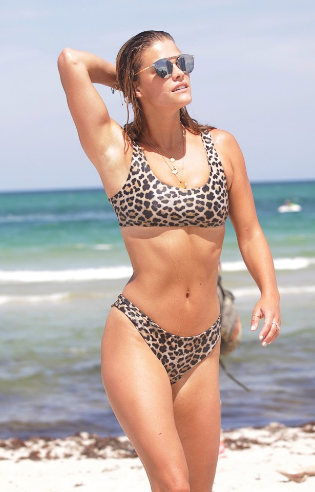 Nina has landed a number of big money campaigns for lingerie brands including Victoria's Secret