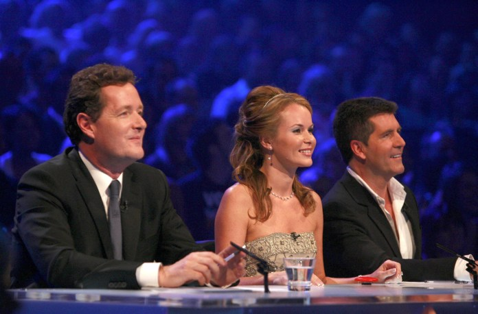 He also chose Piers to judge on three series of Britain's Got Talent