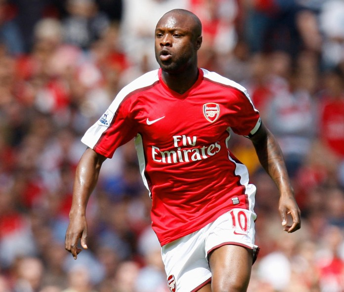 Arsenal fans were always divided about their opinion of William Gallas