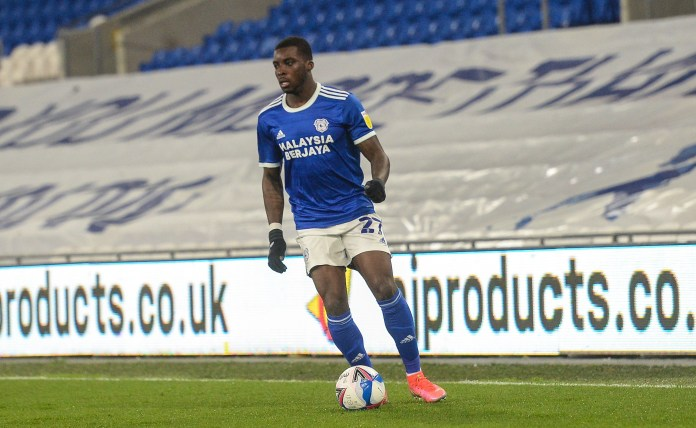 Sheyi Ojo has also spent this season on loan at Cardiff