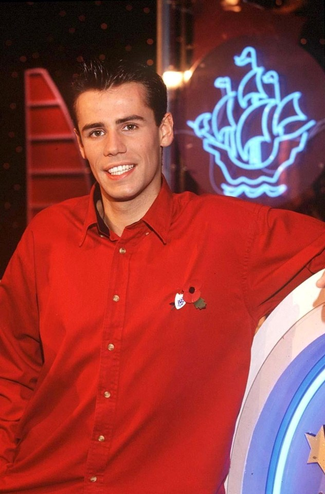 Richard's career was almost left in tatters in 1998 after he was fired from kids' show Blue Peter after taking drugs