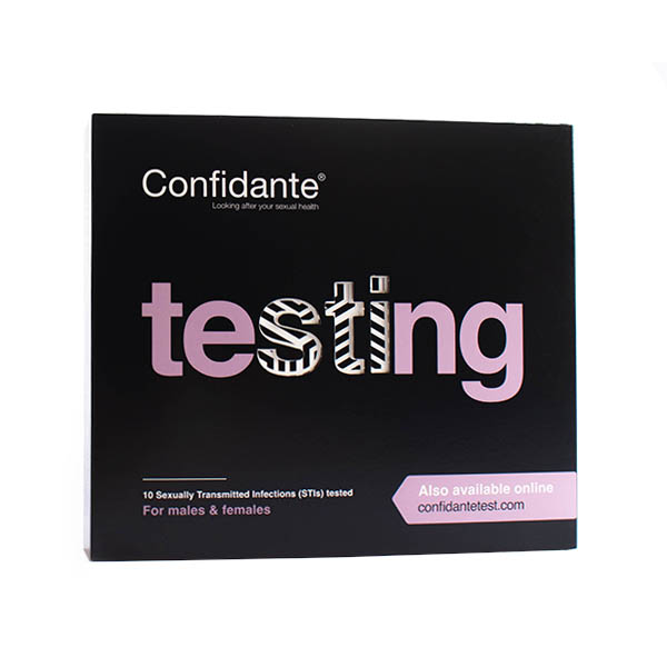 The Randox Confidante at home STI test can now be bought from Superdrug