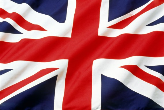 We're told the Union Jack it's a symbol of Britain's dark-hearted past