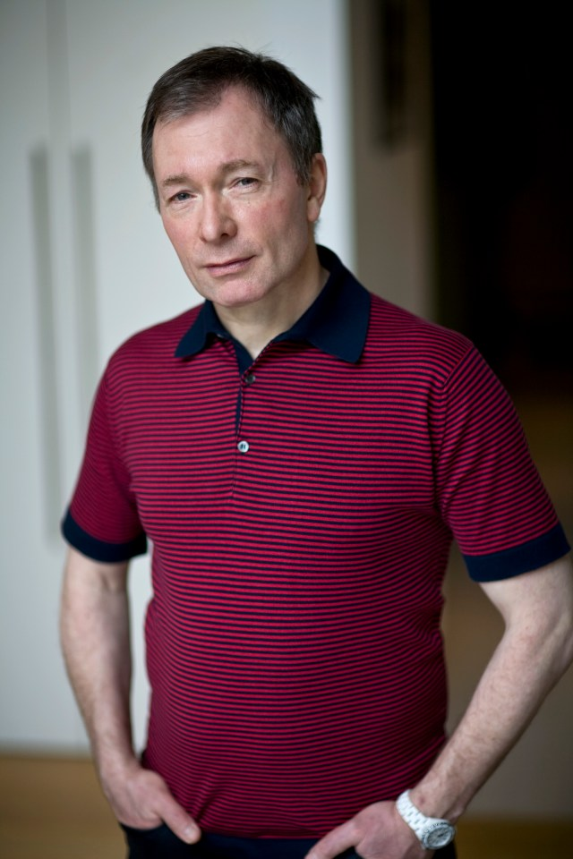 Tony Parsons says nothing will match the 'untouched innocent passion' of kissing his first girlfriend
