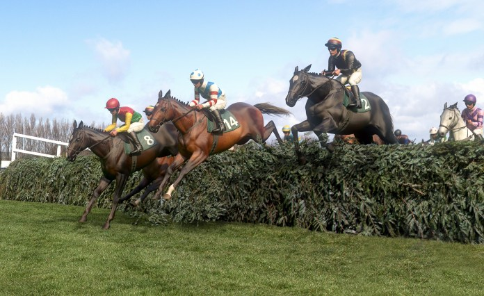 The virtual Grand National is not far off when predicting the outcome of the real thing