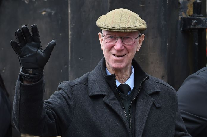 Leeds legend Jack Charlton died at the age of 85 last July