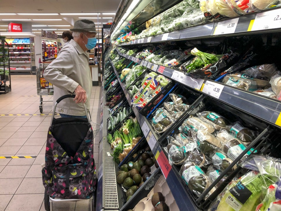 Shoppers still have to wear masks in store unless exempt