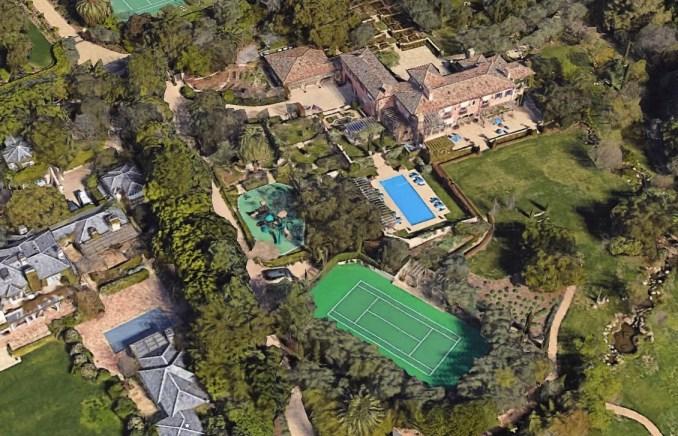 """Принц Хари ще бъде """"затворен"""" в своето имение от 14 500 кв. Фута в Калифорния"""