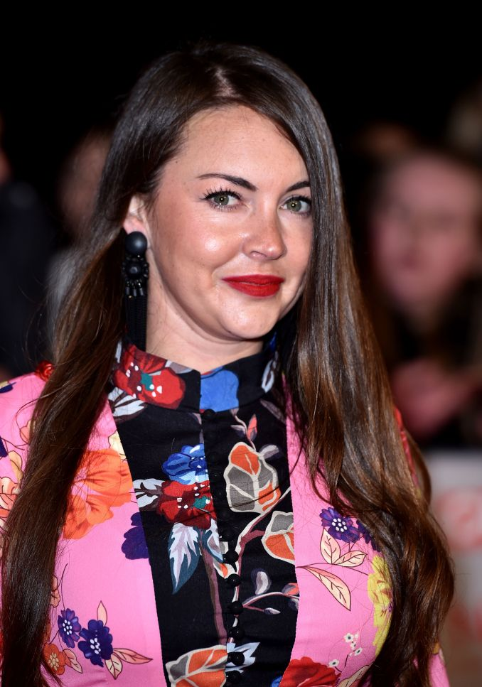 Lacey Turner has revealed her newborn son's unusual name