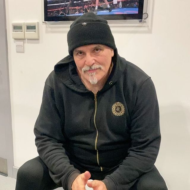 John Fury has doubts over his son fighting Anthony Joshua this year