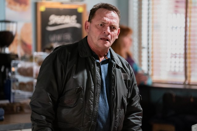 Sue's EastEnders character Estelle will soon turn her attention to Billy Mitchell