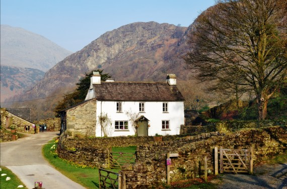 Enjoy the literary landscapes of the Lake District