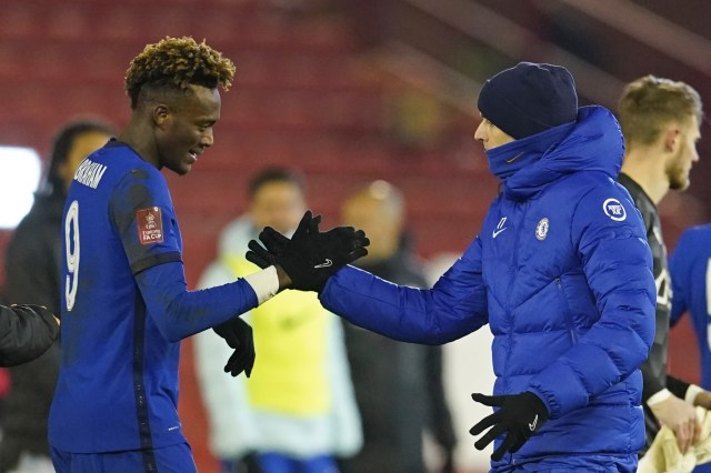 Thomas Tuchel reveals Chelsea star Tammy Abraham is 'struggling with my  decisions' after axe from squad against Man Utd