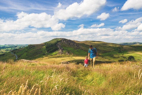 Get back to nature in the Peak District