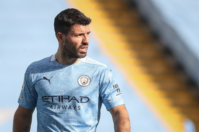 Sergio Aguero will leave Man City when his deal expires this summer