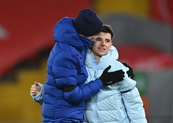 Mason Mount is building a good relationship with his new manager