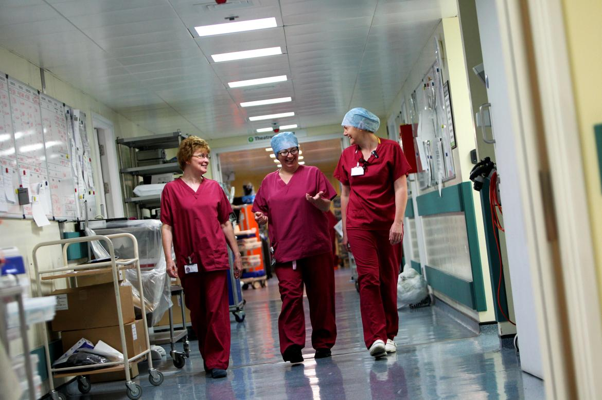 The radical plans would see medics qualifying without going to university for the first time in NHS history
